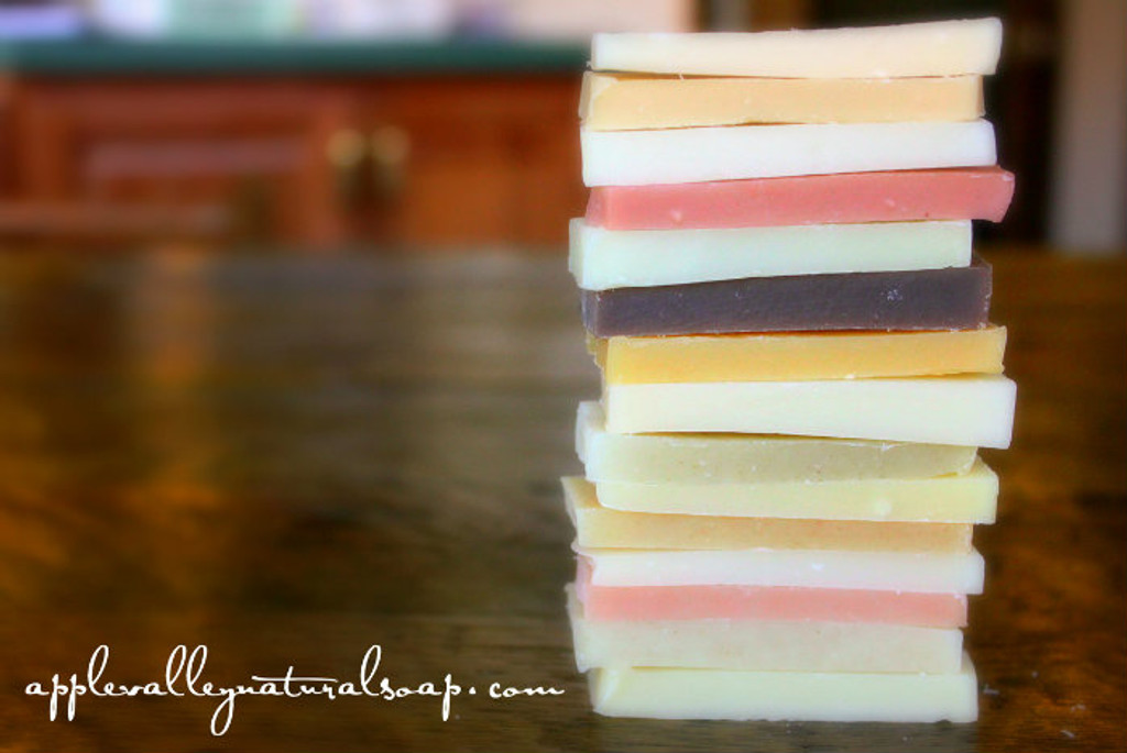 Shampoo Bar Sampler Pack by Apple Valley Natural Soap