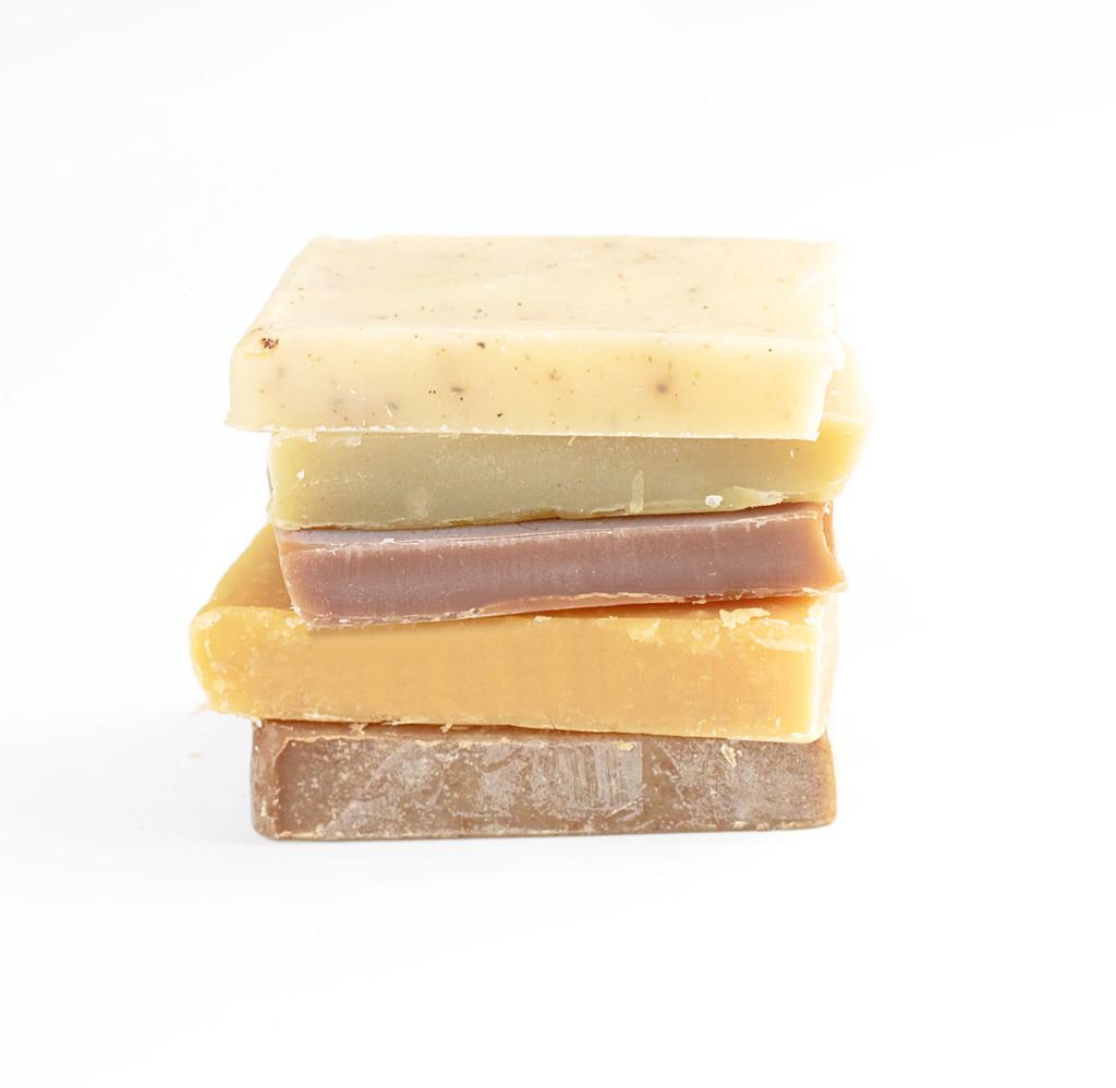 Facial Bar Samples - Apple Valley Natural Soap