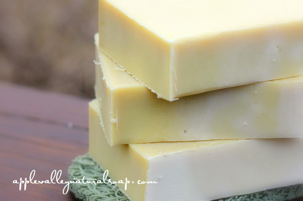 Juniper Mint Castile Bar - Apple Valley Natural Soap