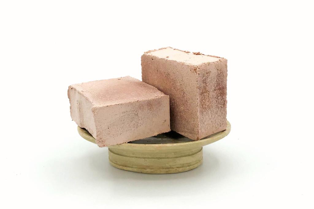 Rose Geranium Salt Bar by Apple Valley Natural Soap