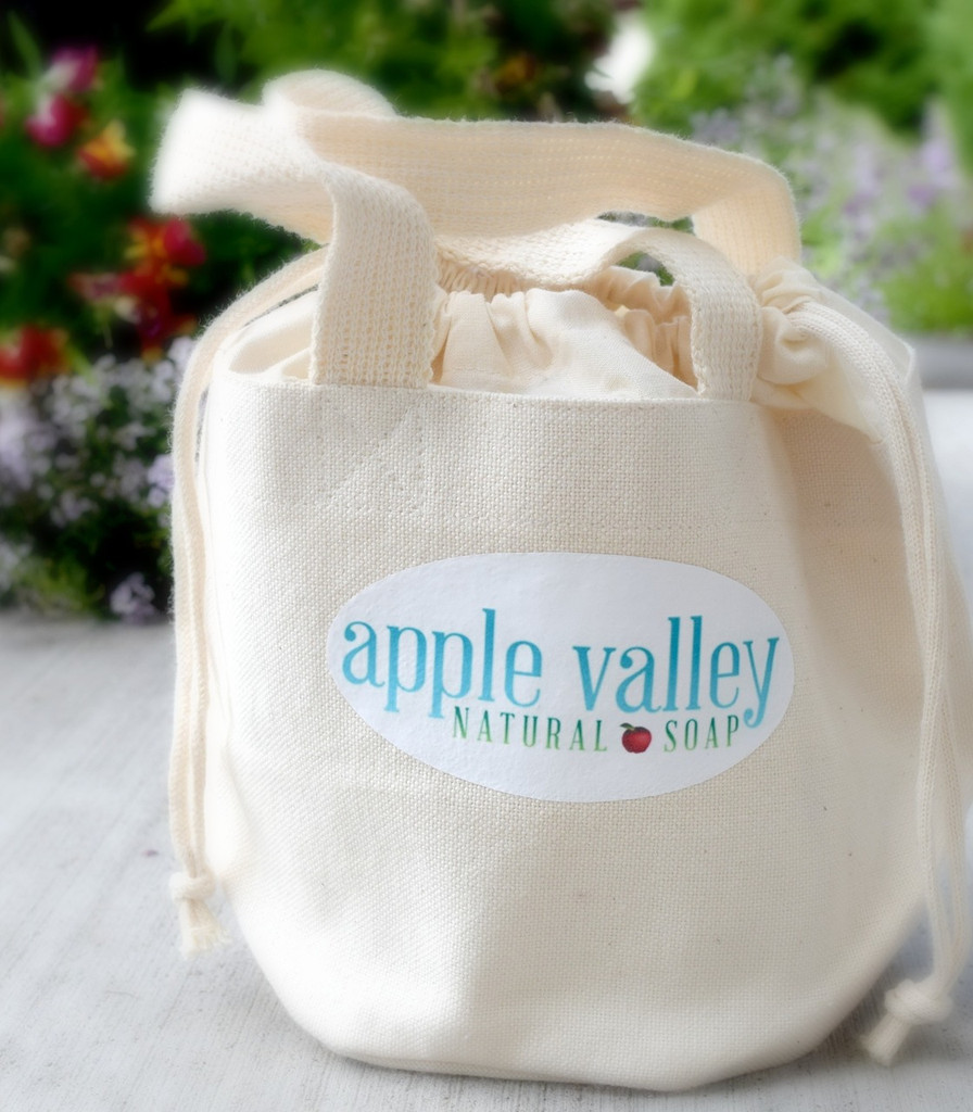 Spa Bag from Apple Valley Natural Soap