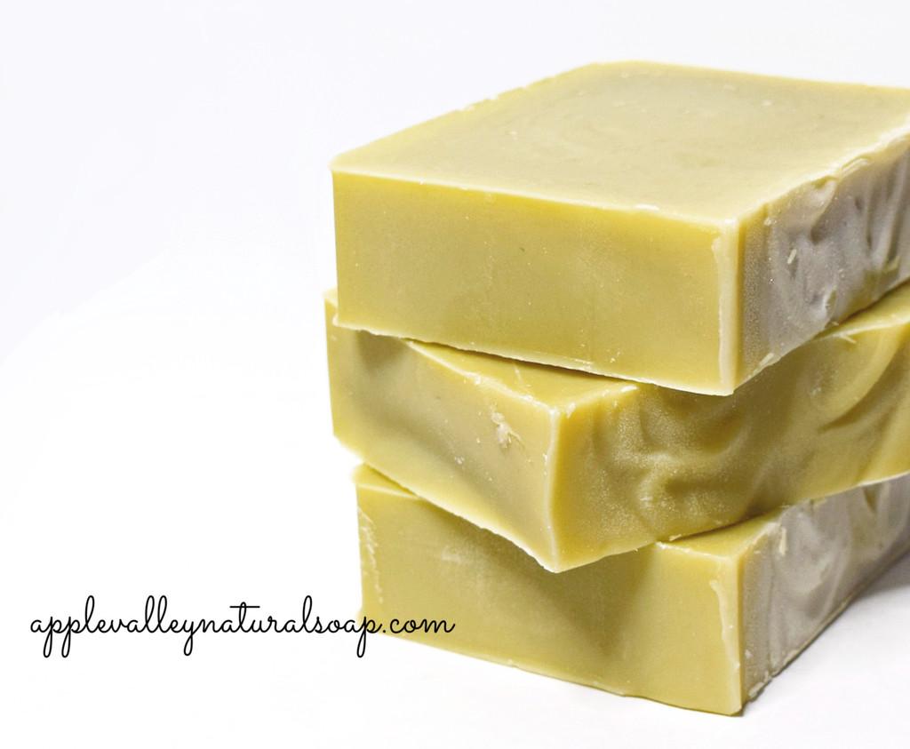 Hemp Honey Shampoo Bar Apple Valley Natural Soap