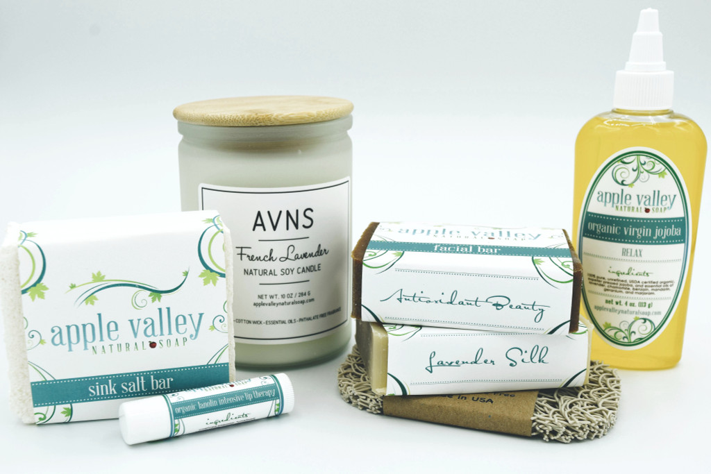 Mother's Day Collection 3 - Apple Valley Natural Soap