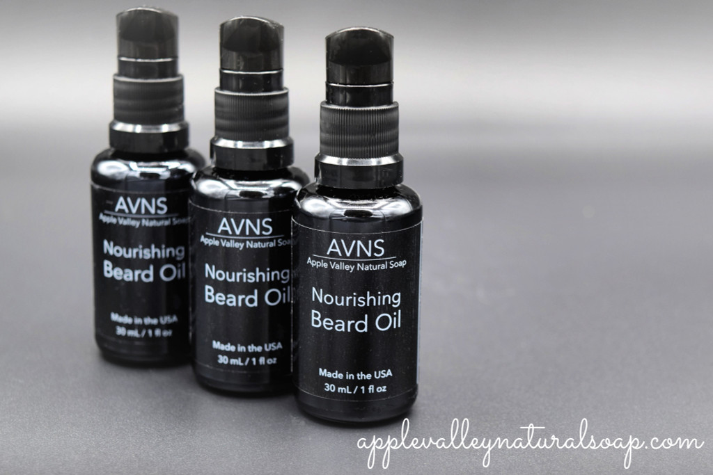 Nourishing Beard Oil by Apple Valley Natural Soap