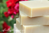 The Grey Hair Care Shampoo Bar by Apple Valley Natural Soap