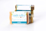 Shampoo Samples by Apple Valley Natural Soap