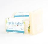 Organic Coconut Bar Samples - Apple Valley Natural Soap