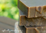 Green Tea and Nettles Shampoo Bar by Apple Valley Natural Soap