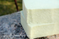 Lavender Lemon Salt Bar by Apple Valley Natural Soap