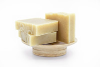 Chamomile and Orange Blossom Shampoo and Body Bar by Apple Valley Natural Soap