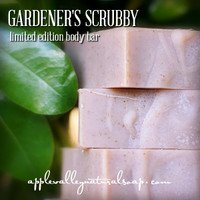 Gardener's Scrubby Bar - By Apple Valley Natural Soap