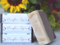 Pumpkin Spice bar by Apple Valley Natural Soap