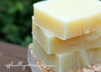 Peppermint Tea Tree Shampoo and Body Bar by Apple Valley Natural Soap