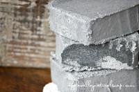 Orange Anise Black Sea Salt Bar by Apple Valley Natural Soap