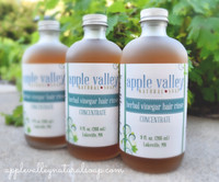 AVC Rinse by Apple Valley Natural Soap