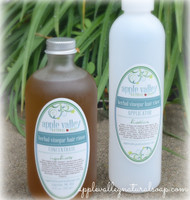 Refill and Applicator Bottles by Apple Valley Natural Soap