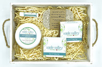 Coffee & Cocoa Gift Box by Apple Valley Natural Soap
