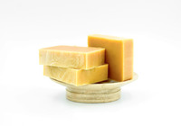 Honey Carrot and Tangerine Body Bar by Apple Valley Natural Soap