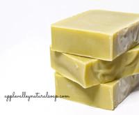 Hemp & Honey Shampoo & Body Bar by Apple Valley Natural Soap