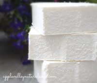 Lavender Rosemary Salt Bar by Apple Valley Natural Soap