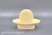 Shaving soap by Apple Valley Natural Soap