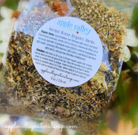 Herbal Hair Rinse Herbs by Apple Valley Natural Soap