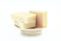 Grapefruit Peppermint Luffa Body Bar - Apple Valley Natural Soap