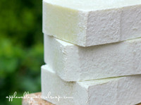 Lime Spa Salt Bar by Apple Valley Natural Soap