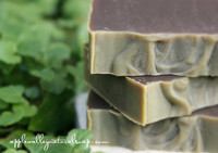 Matcha Mint Body Bar by Apple Valley Natural Soap