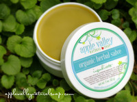 Organic Herbal Salve by Apple Valley Natural Soap