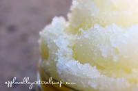 Citrus Sugar Body Polish by Apple Valley Natural Soap