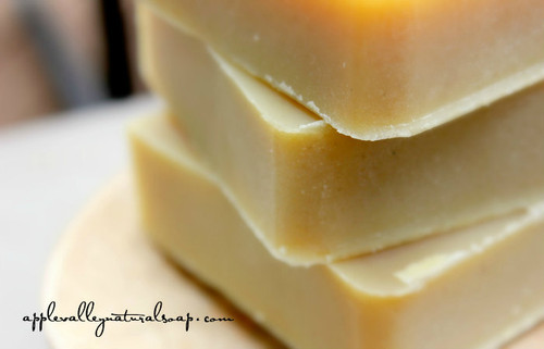 Acne Battle Bar by Apple Valley Natural Soap