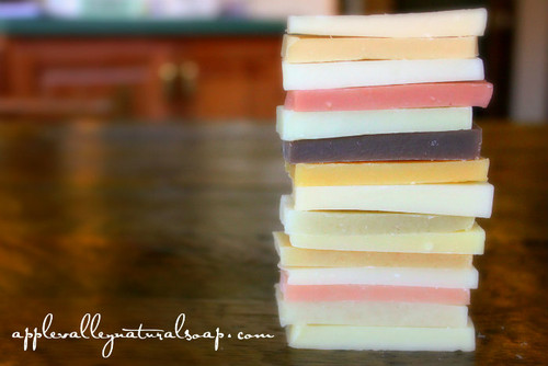 Shampoo Bar Sampler Pack 2.0 by Apple Valley Natural Soap