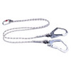 Delta Plus LO147150CDD Double Hook Rope Lanyard