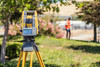 Topcon Hiper HR as a hybrid system with Topcon GT robotic total station