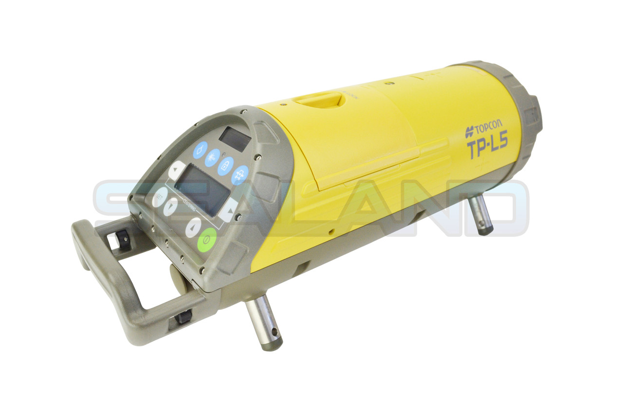 Topcon TP-L5G Pipe Laser