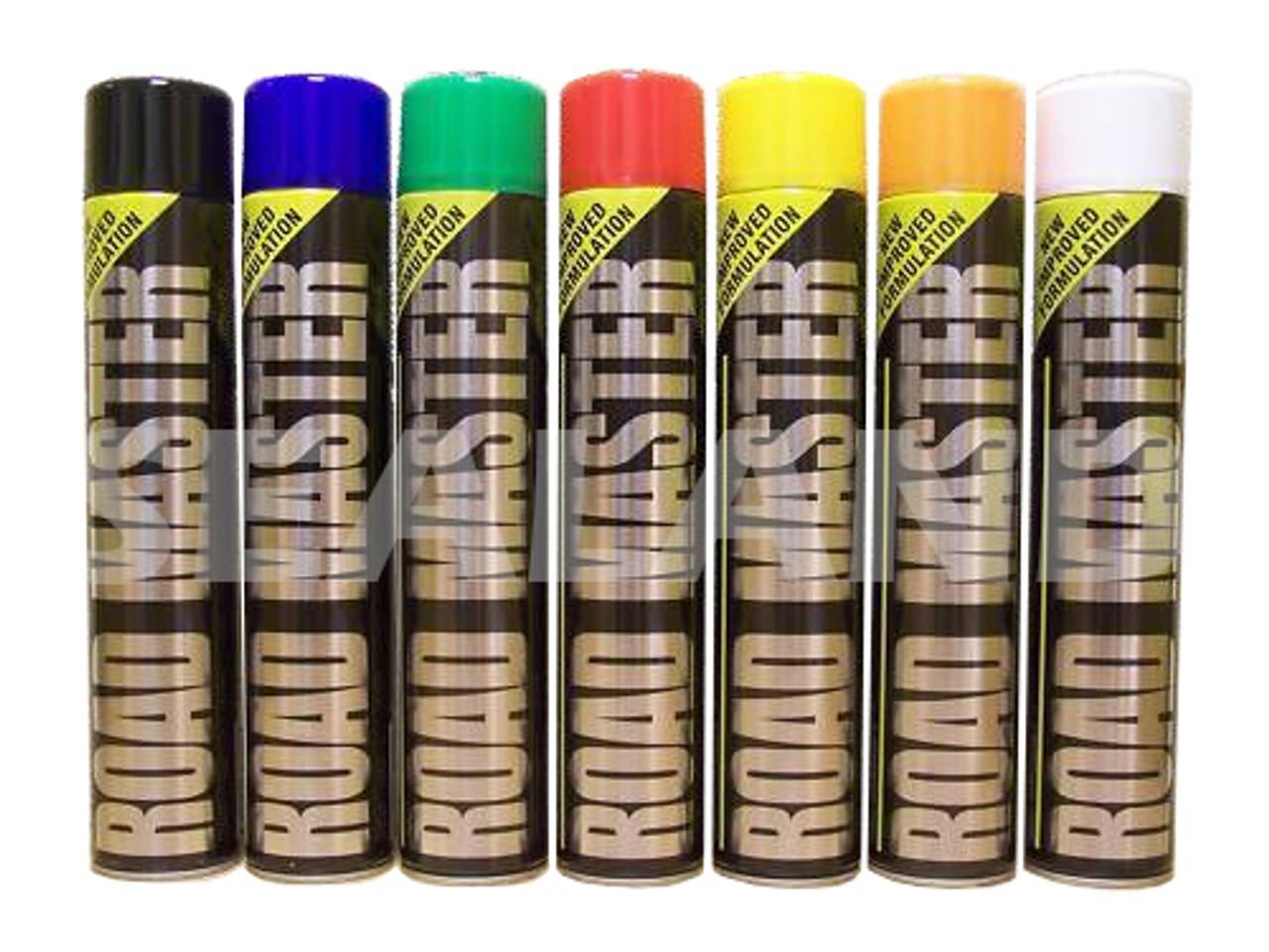 Road Marking Spray 750ml - Yellow
