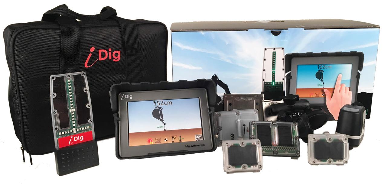 iDig Machine Control 2D System Dozer Kit