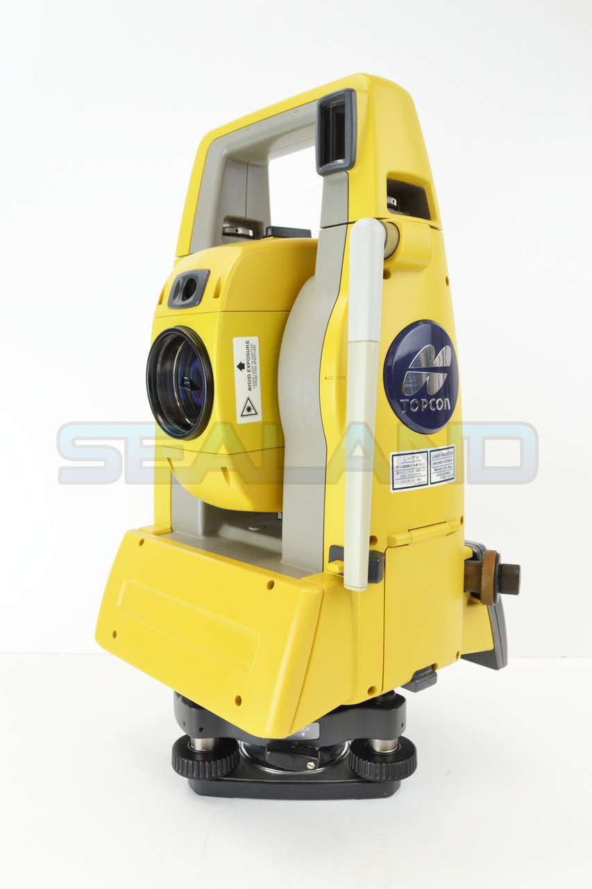 """Topcon PS-103 3"""" Robotic with FC5000 Reconditioned"""