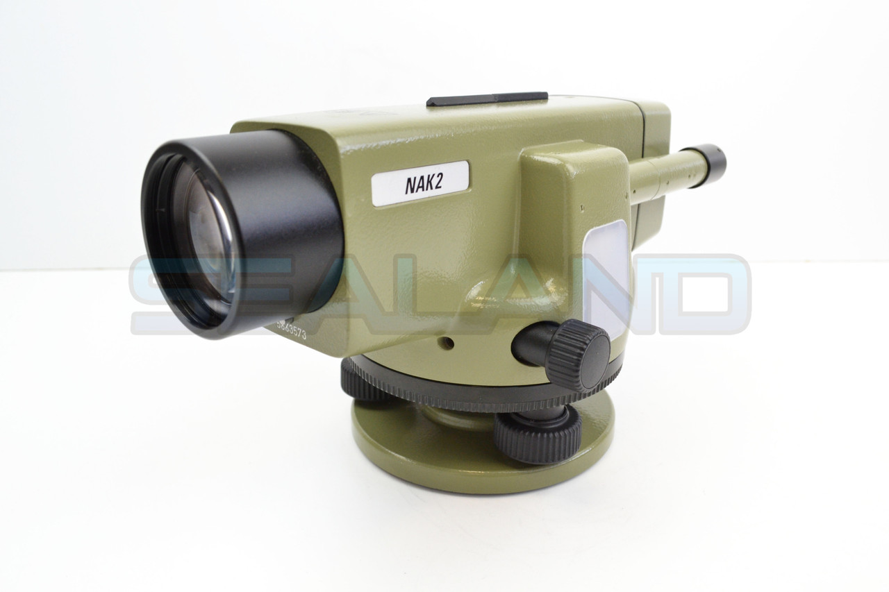 Leica NAK2 Level with New BTL5D Staff