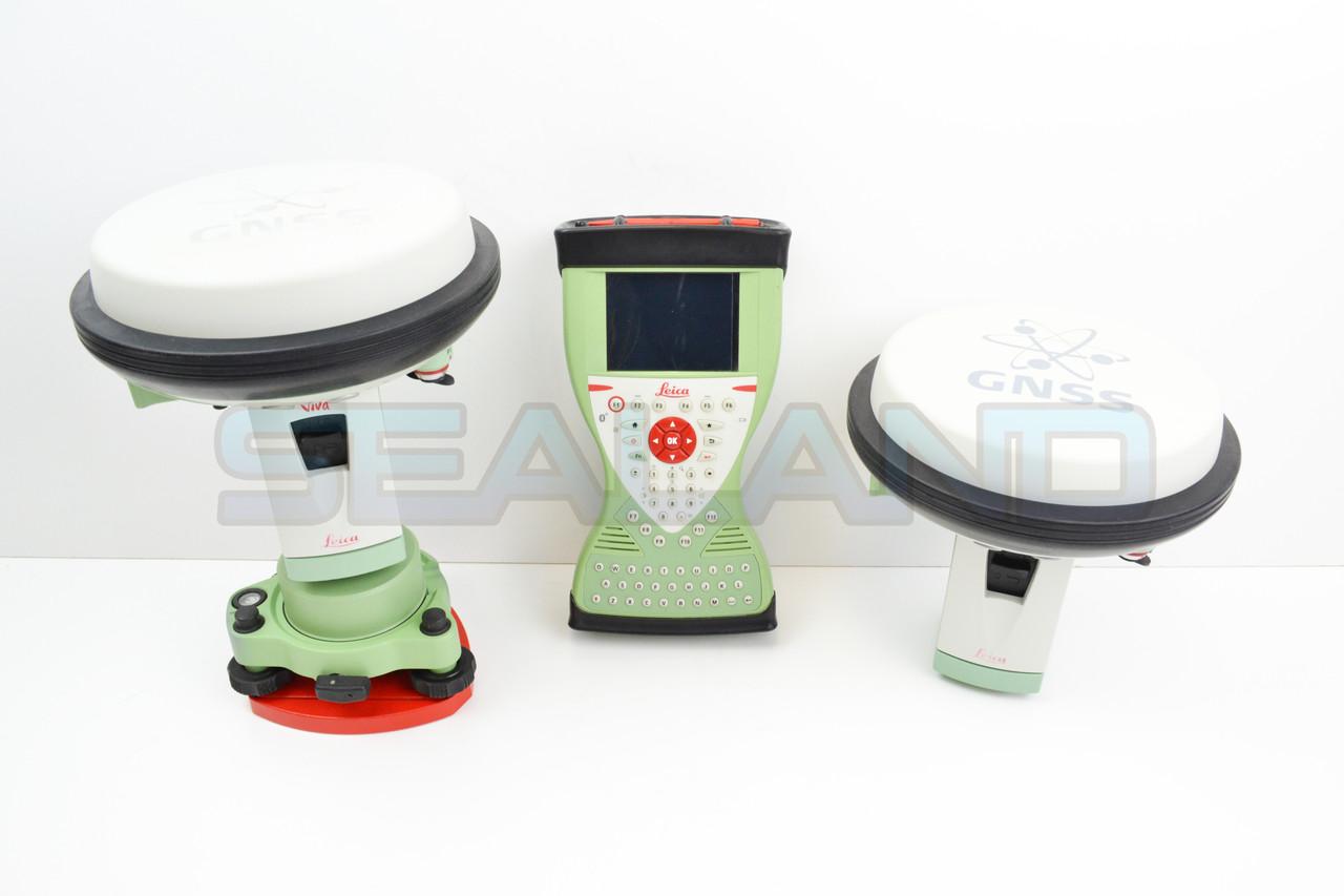 Leica GS15 GNSS Base & Rover