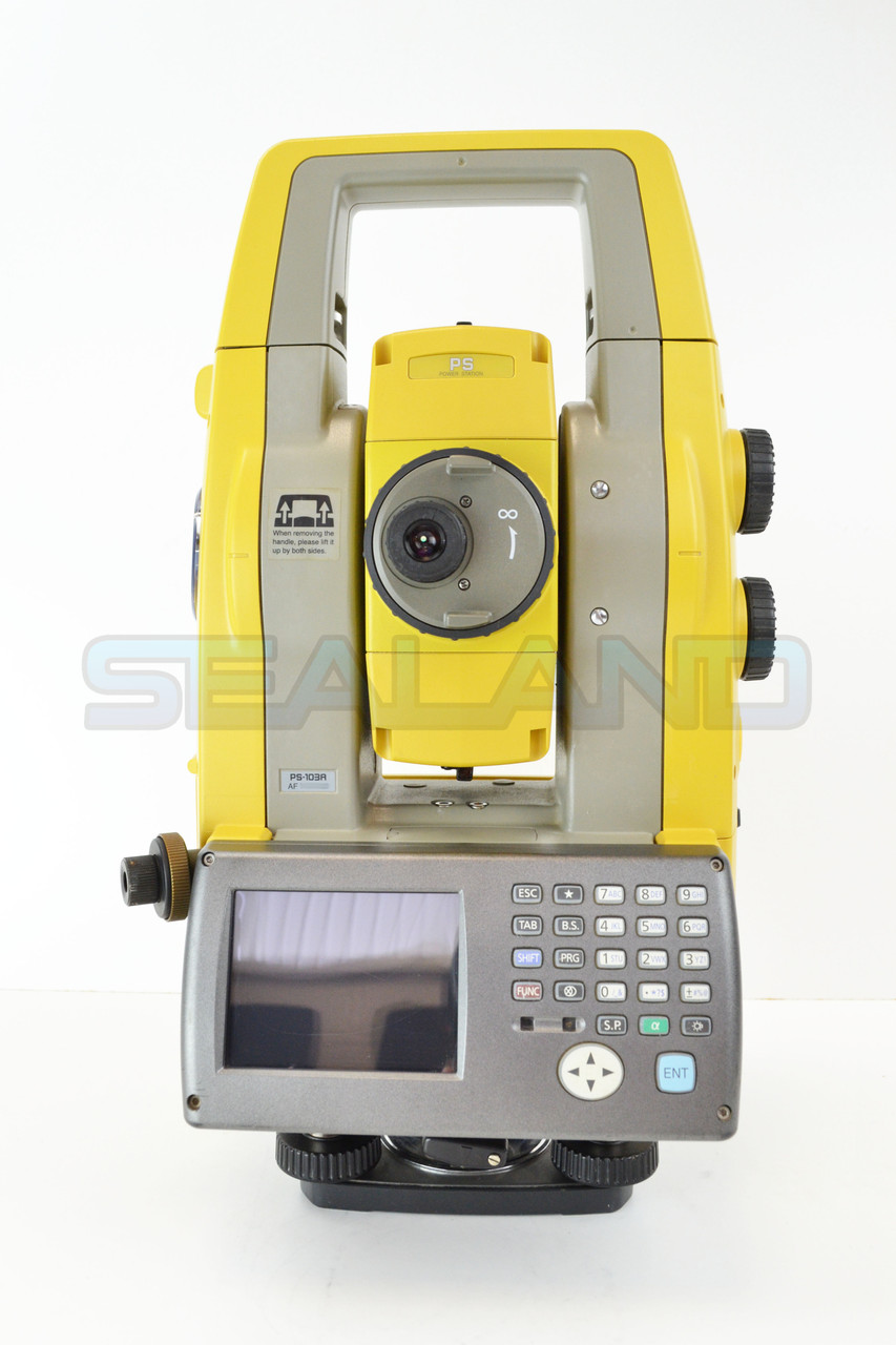 "Topcon PS-103 3"" Machine Control Robotic Reconditioned"