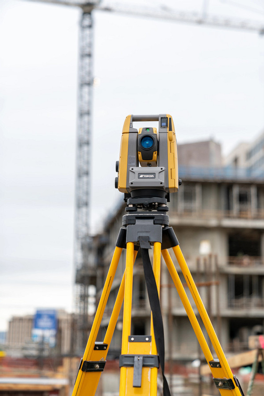 Topcon GT is available in 5,3 and 2 second options in the 500 series.