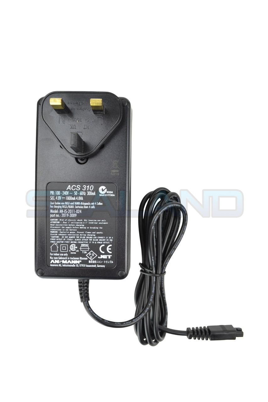 Spectra DG613 Pipe Laser Charger
