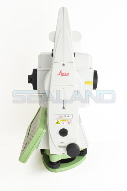 """Leica TS16 R500 5"""" & CS20 Controller Ex Hire"""