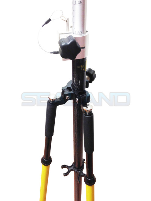 Inline Adjustable Pole Bi-pod