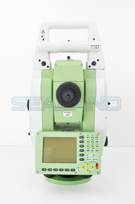 """Leica TCRP1201 R300 1"""" & CS15 Controller Reconditioned"""
