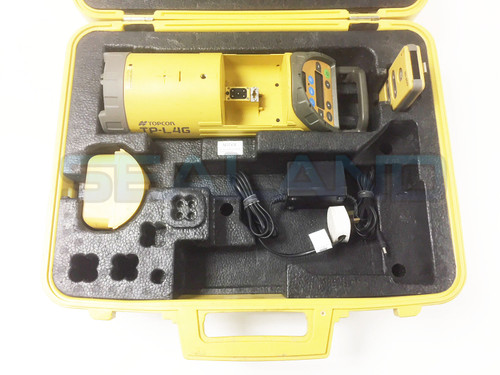 Topcon TP-L4G Green Beam Pipe Laser - Reconditioned