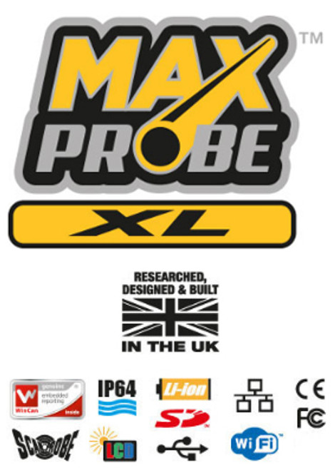 Scanprobe Max Probe XL 100m The Ultimate System