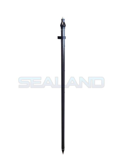 Inline Carbon Fibre & Aluminium GPS Pole